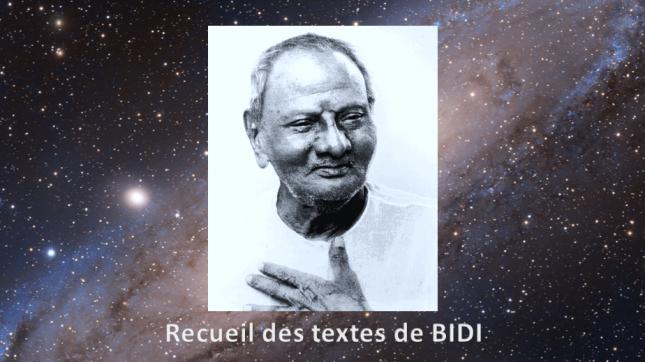 BIDI - RECUEIL