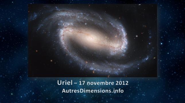 Uriel - 17 novembre 2012 - Autres Dimensions