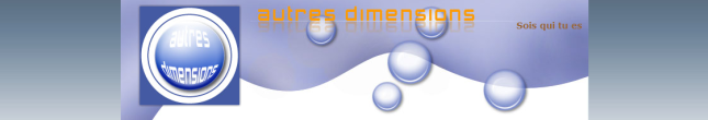 Autres Dimension - Header