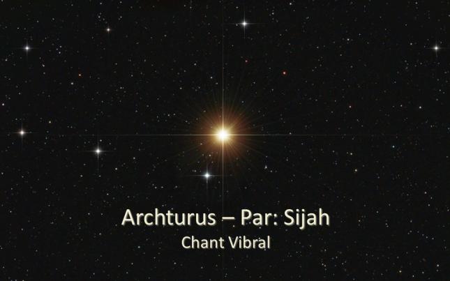 Arcturus - Sijah