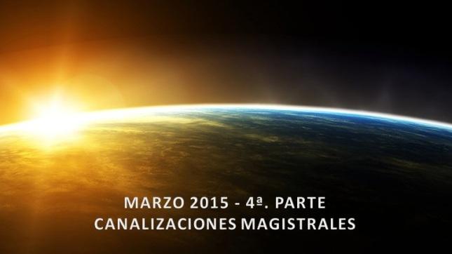 Marzo 2015 - 4a. Parte - Canalizacione