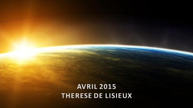 THERESE DE LISIEUX - Avril 2015