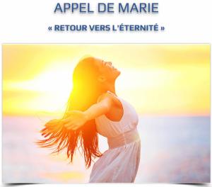 APPEL DE MARIE - Article