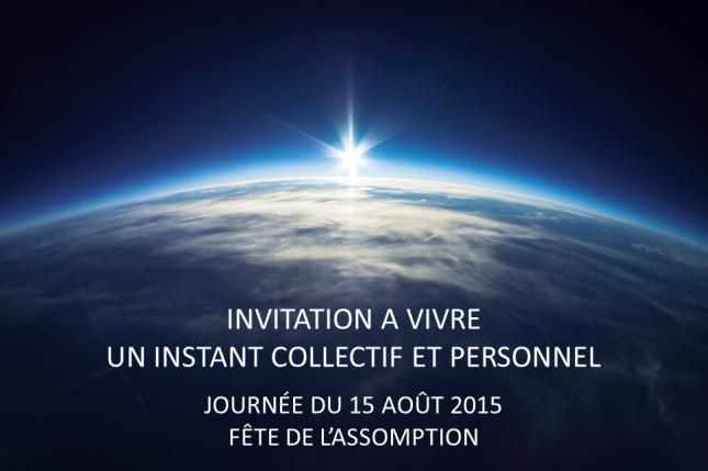 Assomption - Invitation