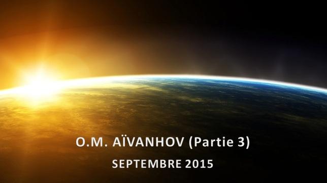 OMA (Par OMA) – Septembre 2015 - Partie 3