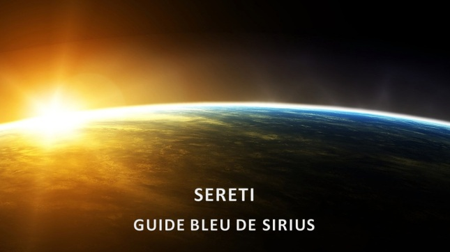 SERETI - Guide Bleu de Sirius
