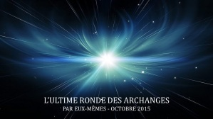 L'ultime Ronde de Archanges - Octobre 2015