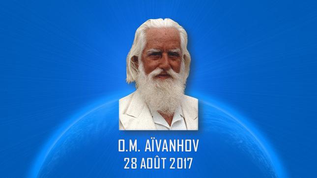 ANNONCE IMPORTANTE : O.M. AÏVANHOV INTERVIENDRA LE 28 AOÛT 2017