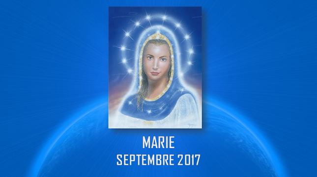 MARIE – SEPTEMBRE 2017