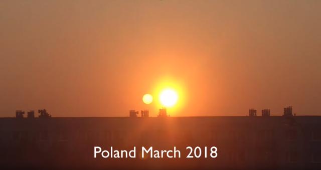 POLOGNE - MARS 2018